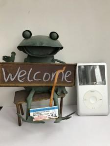 iPod Classic バッテリー交換修理