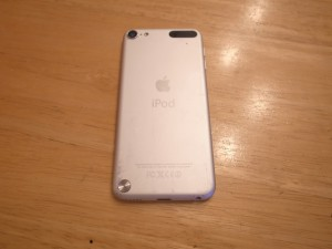 ipod touch5・ipod classic・iphone修理 大阪 吹田のお客様