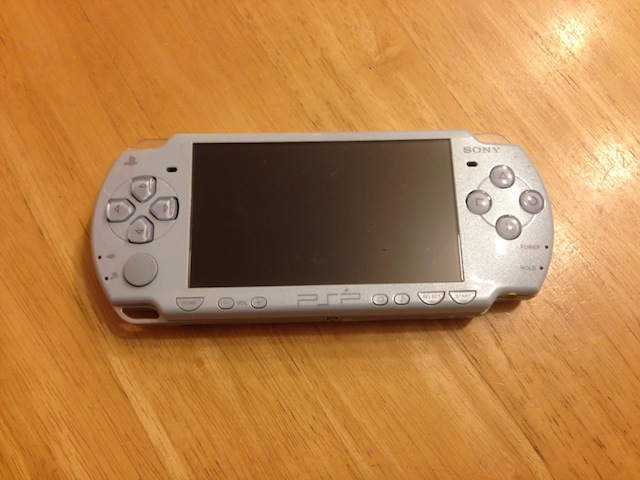 PSP・iphone・ipod classic修理 大阪 吹田のお客様