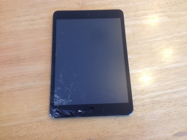 ipad・ipod classic・ipod touch5修理 大阪 吹田のお客様