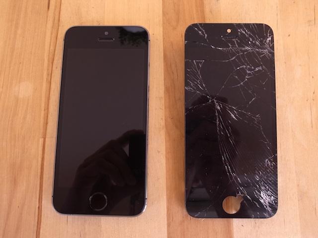 iphone5s修理 吹田