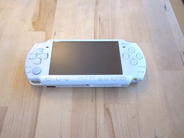 3DS・PSP・ipod classic修理 大阪 吹田のお客様