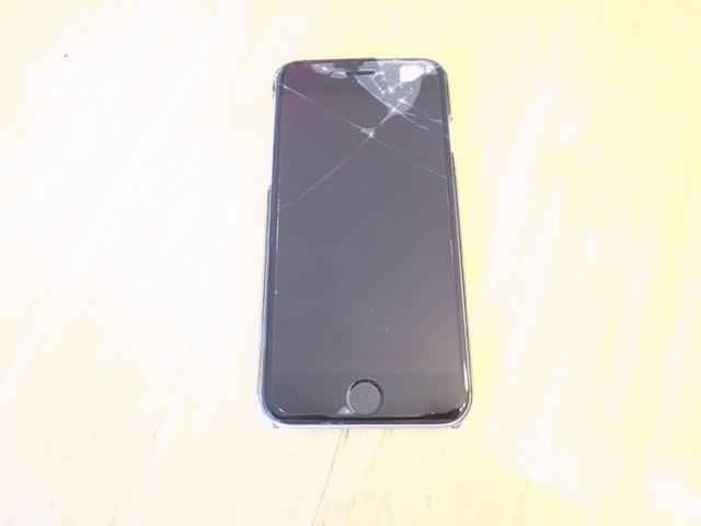 iphone6・ipod classic・Wii Uのgamepad修理 大阪 東淀川のお客様