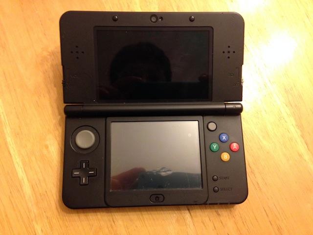 new3DS・ipod classic・Wii Uのgamepad修理 大阪 東淀川のお客様
