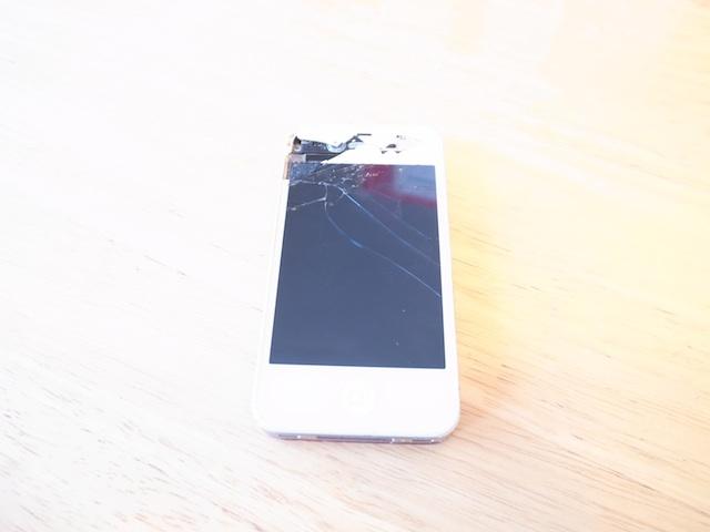 iphone・ipod classic・イヤホン修理 大阪 東淀川のお客様