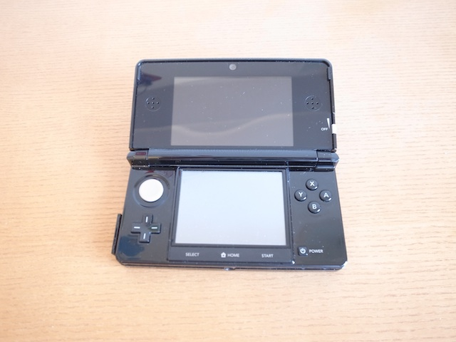 3DS・PSP・ipod touch5修理 大阪 吹田のお客様