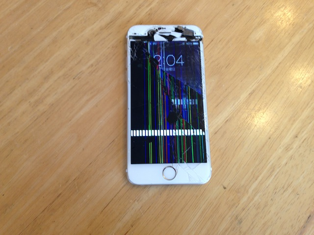 iphone6・ipad mini・ipod touch5修理 大阪 豊津のお客様