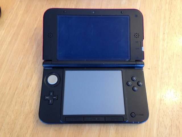 3DS・PSP3000・ipod classic修理 大阪 千里中央のお客様