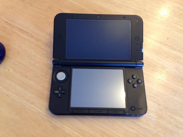 3DS・イヤホン・ipod classic修理 大阪 梅田のお客様