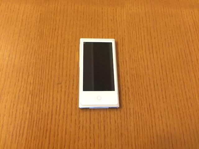 ipod nanoの第7世代・ipod classic・iphone修理 大阪 吹田のお店