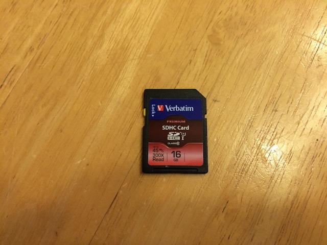 SD・USB消去・データ復元・ipod classic SSD化 江坂のお客様