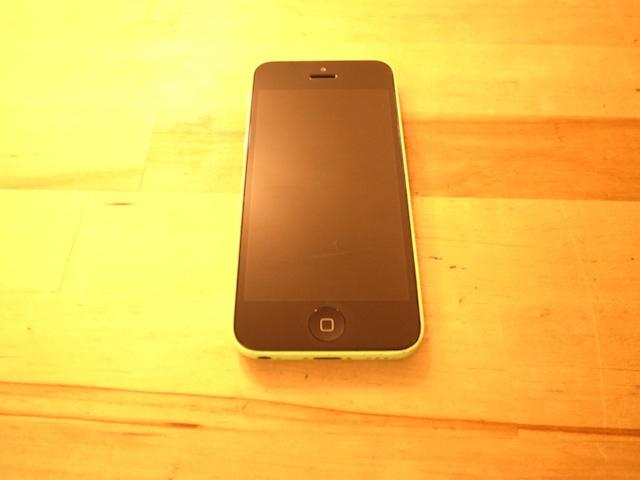 iphone5c・ipod classic・ipod nano7修理 大阪 吹田のお店