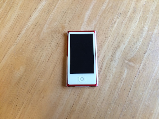 ipod nano7・ipod classic・iphone6修理 大阪 吹田のお店