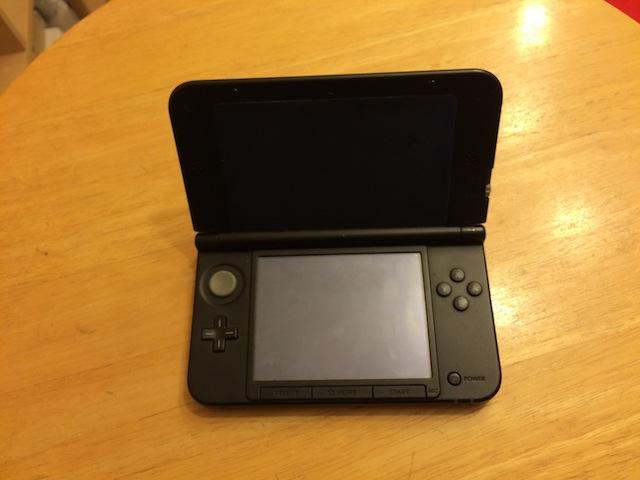 任天堂3DS・Wii Uのgamepad・ipod classic修理 大阪 梅田のお客様