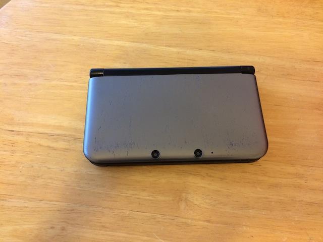 任天堂3DSLLスライドパッド修理 梅田のお客様