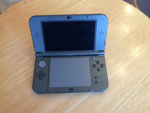 3DSLL/New3DSLL/Wii Uのgamepad修理 梅田のお客様