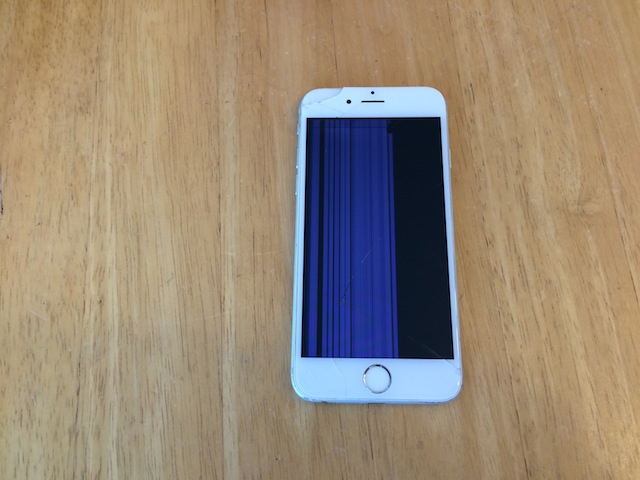 iphone6・ipod classic修理 【サポートモバイル吹田】