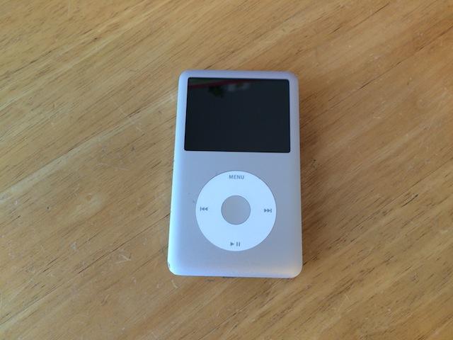 ipod classic・ipod touch5修理 【サポートモバイル吹田】
