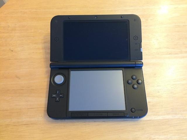 任天堂3DS店頭修理 【サポートモバイル吹田】