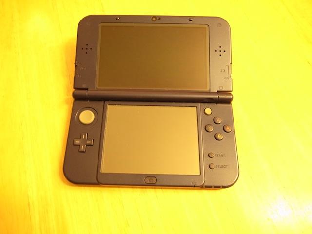 任天堂3DS 充電故障修理 茨木のお客様