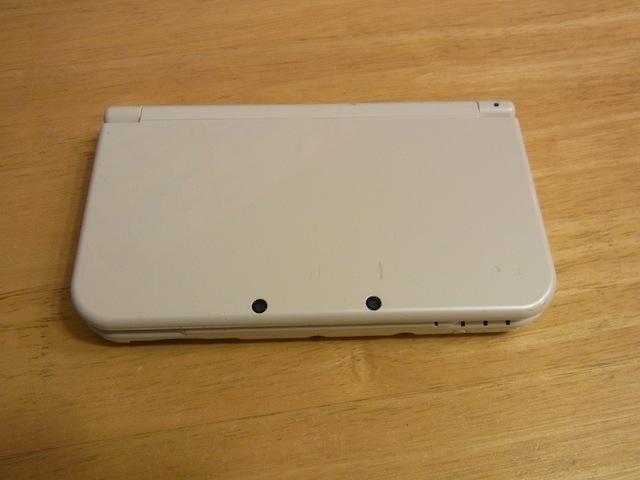 NEW任天堂3DS上液晶故障修理 梅田のお客様