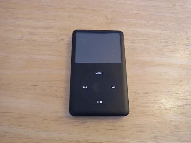 ipod classic・ipod nano7・ニンテンドー3DS修理 吹田のお客様