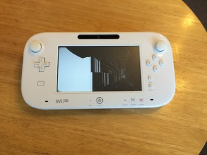 Wii Uのgamepad/PSVITA/ipod classic修理 梅田のお客様