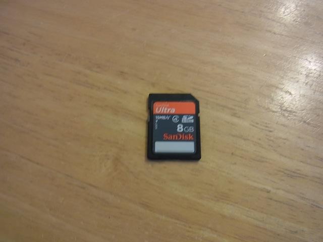 SD消去・ファイル復元 ipod classic修理 吹田のお客様