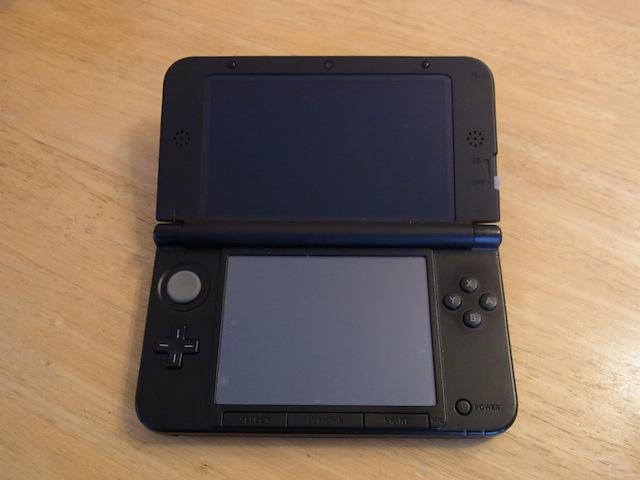 任天堂3DS/PSVITA/iphone修理 梅田のお客様