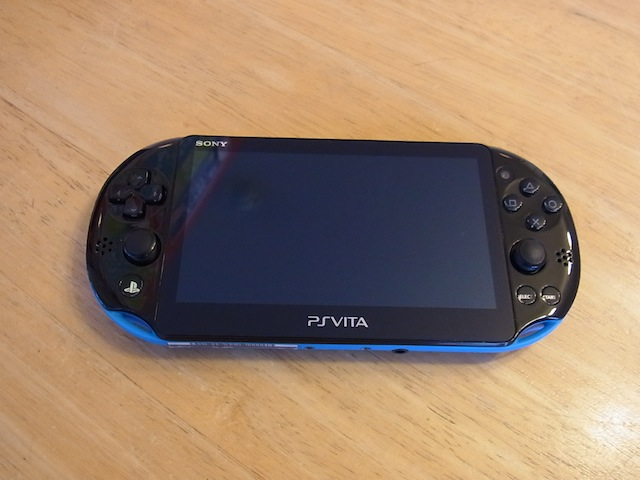PSVITA/ipod classic/iphone修理 吹田のお客様