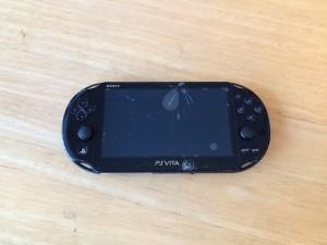 PSVITA/Wii Uのgamepad/ipod classic修理 大阪のお客様