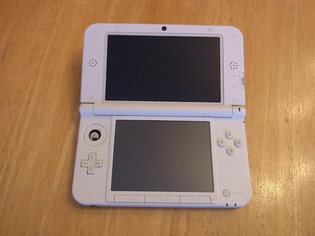 任天堂3DS/iphone/ipad air修理 吹田のお客様