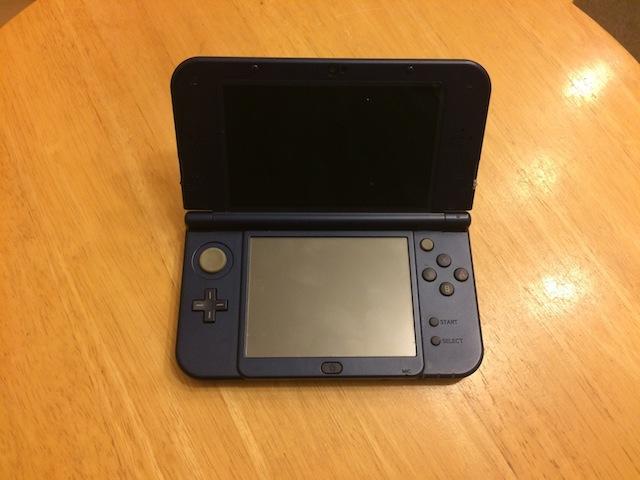 任天堂3DS/ipod classic/ipod nano7修理 茨木のお客様