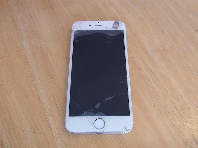 iphone6/ipod classic/ipod nano7修理 吹田のお客様