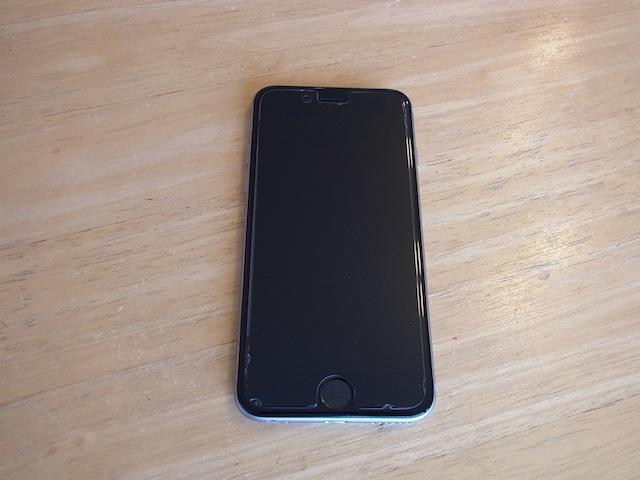 iphone/ipod classic/PSVITA修理 吹田のお客様