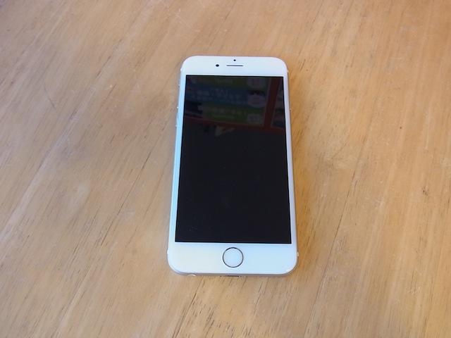 iphone6/任天堂3DS/PSVITA修理 吹田のお客様