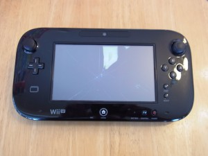 PSVITA/Wii Uのgamepad/ipod classic修理 梅田のお客様
