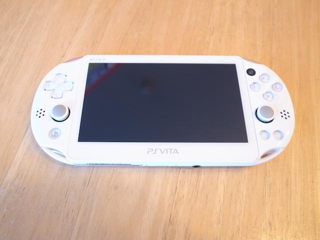 PSVITA/任天堂3DS/ipod classic修理 梅田のお客様