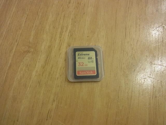SD/USBメモリデータ消去/データ復元 ipod classic修理 吹田のお客様