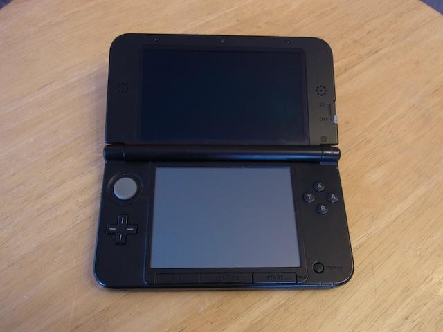 任天堂3DS/Wii Uのgamepad/ipod classic修理 梅田のお客様