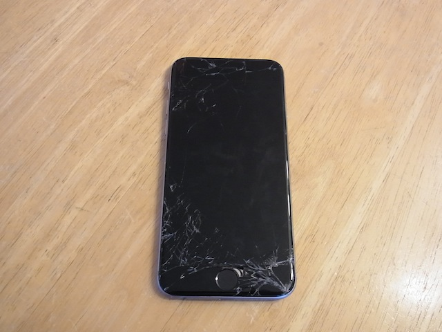 iphone6s/ipod classic/PSVITA修理 吹田のお客様