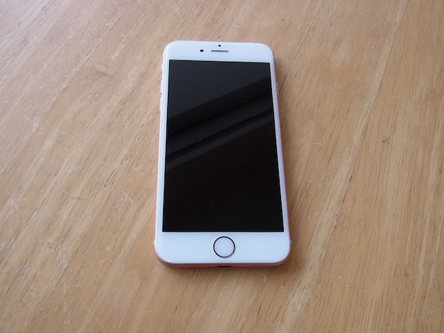 iphone6s/ipod classic/PSVITA2000修理  吹田のお客様