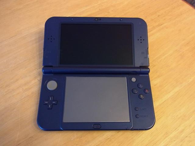 任天堂3DS/Wii Uのgamepad/ipod classic修理 吹田のお客様