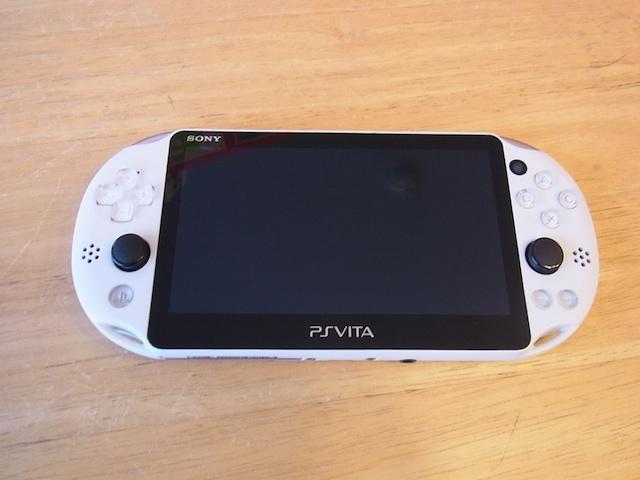 PSVITA2000/任天堂3DS/iphone6s修理  吹田のお客様