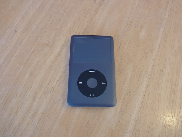 ipod classic/ipod nano7/iphone6s修理 吹田のお客様