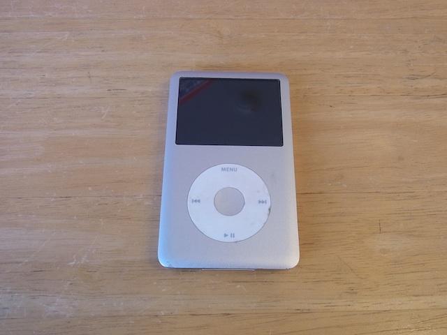 ipod classic/ipod nano6/iphone6修理 吹田のお客様