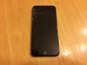 iphone6s/ipod nano7/PSVITA2000修理 吹田のお客様