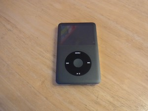 ipod classic/任天堂3DS/Wii Uのgamepad修理 吹田のお客様
