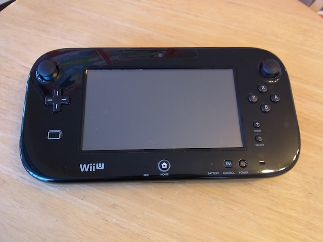 Wii Uのgamepad/任天堂3DS/iphone6s修理 茨木のお客様