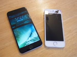 画面故障iphone6/ipod classic/3DS買取 吹田のお客様 即日支払い